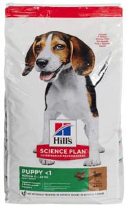 Hill's Puppy Kuzu Etli Yavru Köpek Maması